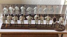 1927 Ny Yankees Danbury Mint Ten Figurines ~ Murderer'S Row w Babe Ruth