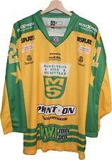 MATCH WORN #21 Manglerud Star ICE HOCKEY Jersey Shirt Size M Tricot Norway