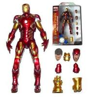 Marvel Select Iron Man MK43 XLIII Armor Age of Ultron Avengers Figure 20