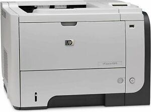 HP Laserjet P3015DN A4 Mono Laser Printer - CE528A