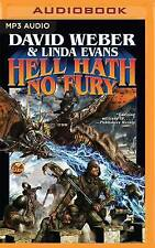 Hell Hath No Fury by David Weber, Linda Evans (CD-Audio, 2016)