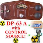 Dosimeter DP-63-A DP63 Old Rare USSR Vintage Radiometer Geiger Counter Radiation