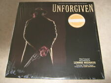 UNFORGIVEN-Original Motion Picture Soundtrack LP Barnes & Noble Prairie Sand WAX
