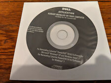Dell Reinstallation Disc CyberLink, PowerDVD DX 8.2/8.3 software 5RMC0