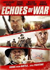 DVD - Action - Echoes of War - James Badge Dale - Ethan Embry - Maika Monroe