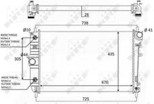 Kühler, Motorkühlung NRF 59129 für JAGUAR