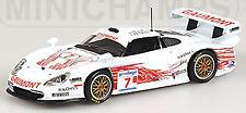 PORSCHE 911 GT1 BRITISH GT CAMPEONATO 1999 # 7 Pieza Wollek Boutson 1.43min YO