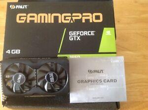Nvidia Geoforce GTX 1650 graphics card