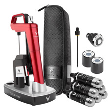 CORAVIN Model Six Ultimate Wine Lovers Pack, Color  Cherry