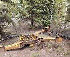 Backhoe JW Bartholow machinery