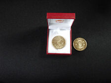 Manchester United Memorabilia Football Medals & Coins