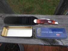 """CASE BROTHERS CHEETAH 6111 1/2L SS """"MINT"""" surgical ss BROWN BONE 1/250"""