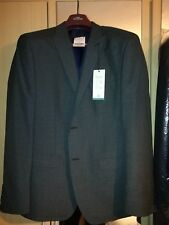 Next mens grey suit jacket 42R NEW