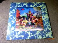 Rolling Stones - Their Satanic Majesties Request LP Record (3D Cover)