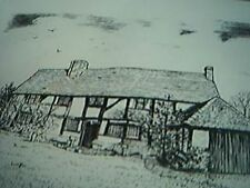 1973 book picture sketch bray yew tree cottage