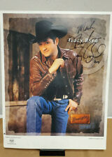 Tracy Byrd autograph Photograph  Wranglers cowboy