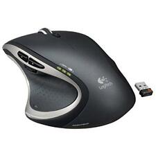 Logitech Wireless Performance Mouse MX 910-001105 For PC And MAC Large Very Good