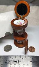 1:12 Scale Miniature Furniture DollHouse Reutter German Porcelain Pitcher BasinS