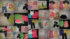 Girls sz 5 5T Spring Summer School Clothing Lot 46 pcs GYMBOREE Ralph Lauren Gap