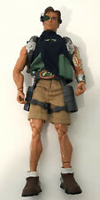 Vintage 1998 Max Steel Canyon Raider 12� Action Figure With Some Accessories