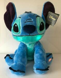 Disney Lilo und Stitch Kuscheltier Stofftier Plüschtier mit Licht Groß Primark