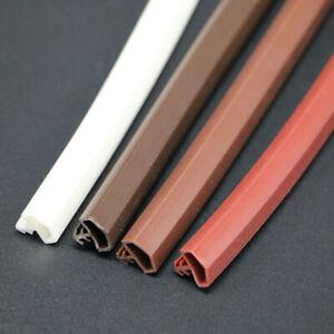10mm wooden door frame seals pvc rubber seal window PROFILE GASKETS
