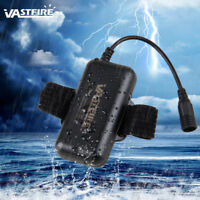 Rechargeable Powerful 8.4V 10400/5200MAH Battery Pack For X3 X2 T6 Bicycle Light