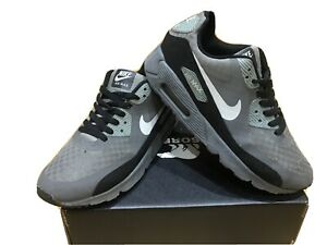 Mens Nike Air Max 90 Ultra Essential Trainers Size 7 Grey
