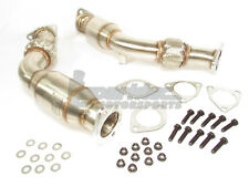 1320 Catless Test Pipe with Anti-Reversion Chamber for Nissan 350Z G35 VQ35DE
