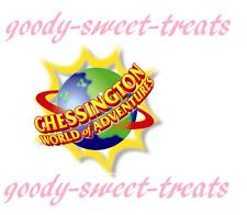 2 x chessington world of adventures tickets thursday 16 july 2020 summer holiday
