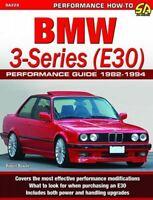 Bmw 3-Series E30 Buying Restoration Engine Trans Brakes Springs Shocks Body Elec