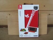 Super Mario Nintendo Switch Hybrid Cover with Screen Protector / Cleaning Cloth