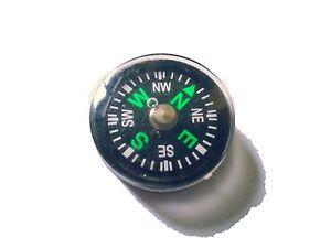 Kompass verschiedene Sorten 1,2-4cm compas compass brujula bussola boussole