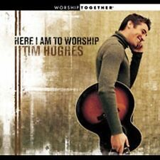 Tim Hughes / Here I Am to Worship (CD) Dwayne Larring, Jason Halbert   GREAT