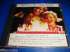BOYS ON THE SIDE soundtrack cd indigo girls/bonnie raitt  free US shipping