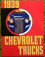 1939 Chevrolet Trucks Sales Brochure 39