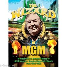 "WIZARD OF MGM Hardcover A. ARNOLD ""BUDDY"" GILLESPIE Special Effects WIZARD OF OZ"