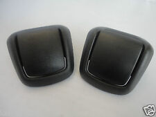 Genuine Ford Fiesta Pair Of Front Seat Handles Passengers And Drivers Side 02-08