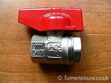 """DRAIN TAP WASTE OR FRESH WATER 3/8"""" 10 mm TAP RELEASE VALVE FOR  MOTORHOME"""