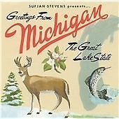 Sufjan Stevens - Greetings from Michigan (The Great Lake State, 2014)
