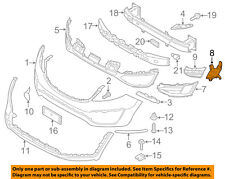 KIA OEM 14-16 Sportage-Grille Grill-Outer Right 865243W500