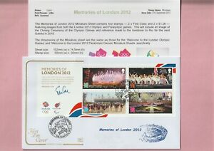 G.B. Cotswold First Day Cover, Memories of London 2012 Olympic Games,