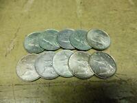 Anlegerposten , Italien Silber , 10 x 500 Lire Kutsche , 110g , Investorenpaket