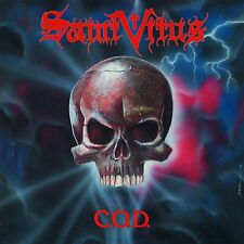 SAINT VITUS C.O.D. + 2 BONUS TRACKS SEALED CD NEW 2014