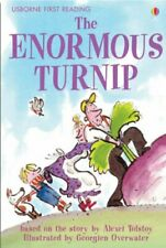 The Enormous Turnip (Usborne First Reading: Level 3), Daynes 9780746073353+-