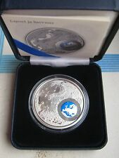 Finland Silver Coin 20 Euro 2010 Proof - Children and Creativity !!!!