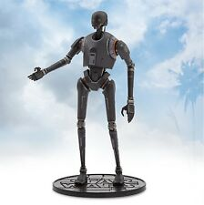 Star Wars K-2SO Rogue uno Elite Series Die Cast Metal Robot Juguete Venta De Tienda De Disney