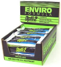 (18) OPTI-2  1.8 OZ  2 CYCLE ENGINE LUBRICANT OIL SMOKELESS EGD SYNTHETIC- 20096
