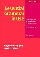 Essential Grammar in Use, German Edition with Answers vo... | Buch | Zustand gut