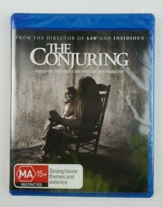 The Conjuring (Blu-ray-2013)